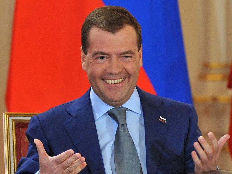 Дмитрий Медведев // фото: Xinhua / Global Look Press