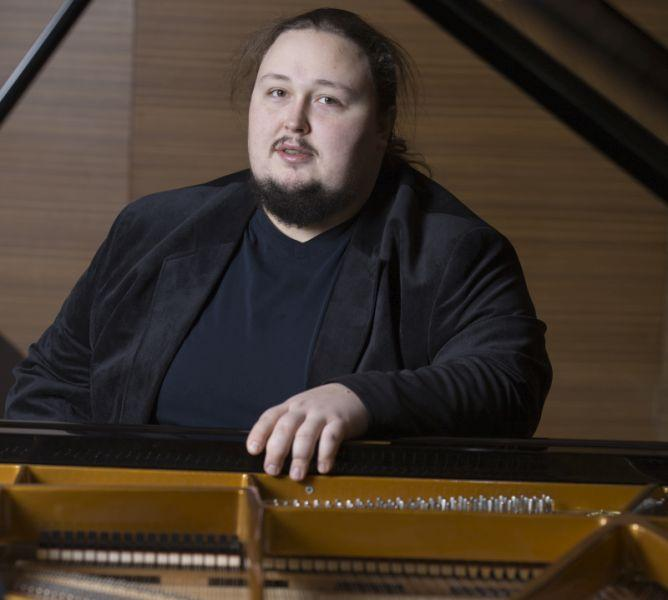 Лука Затравкин // фото из личного архива музыканта