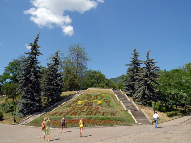 Пятигорск, Ставропольский край // фото: Виктор Погонцев / Global Look Press