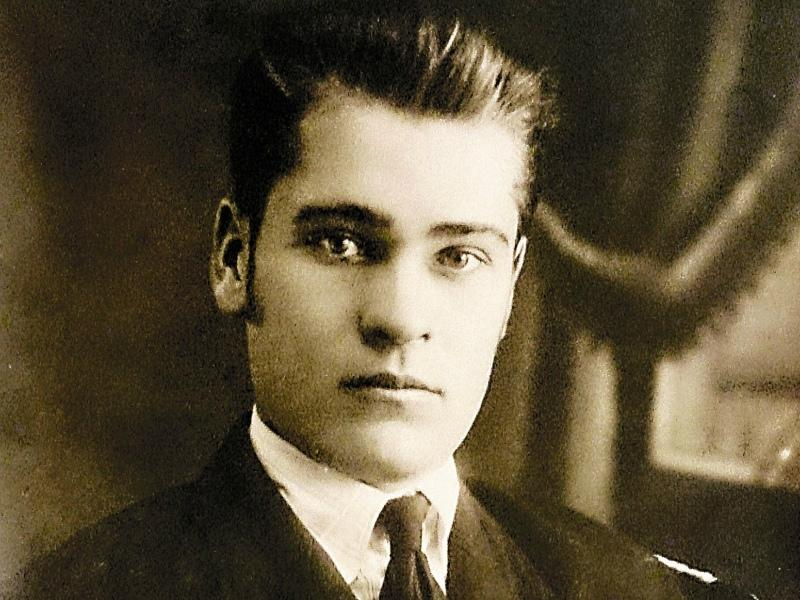 Захар Сухорада погиб на Курской дуге