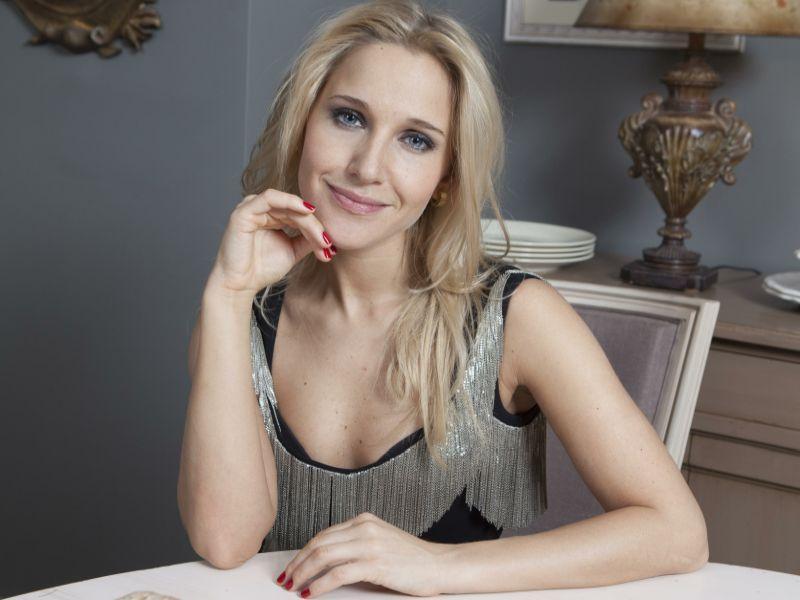 Юлия Ковальчук // фото: Наталия Шаханова / Global Look Press