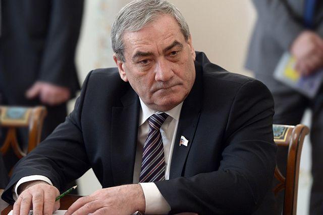Вячеслав Штыров // фото с оф. сайта сенатора
