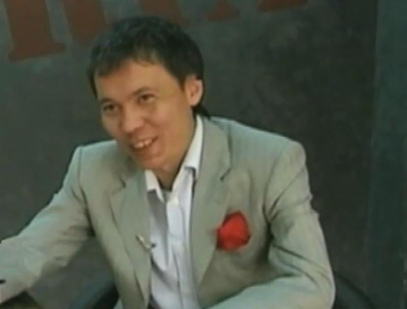 Жомарт Ертаев // стоп-кадр канала КТК