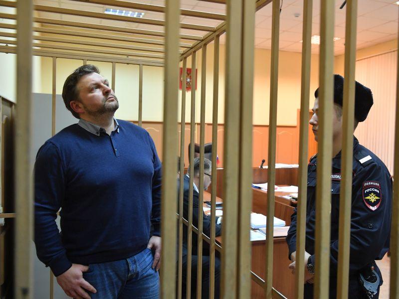 Приговор, вынесенный Белых в Басманном суде (на фото), Мосгорсуд оставил почти без изменений // фото: Global Look Press