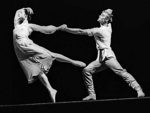 Максимова и Васильев // фото: Наталья Логинова