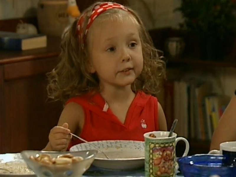 """фото: кадр из сериала """"Папины дочки"""""""