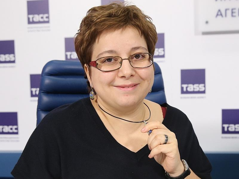 Нюта Федермессер // фото: Владимир Гердо / ТАСС