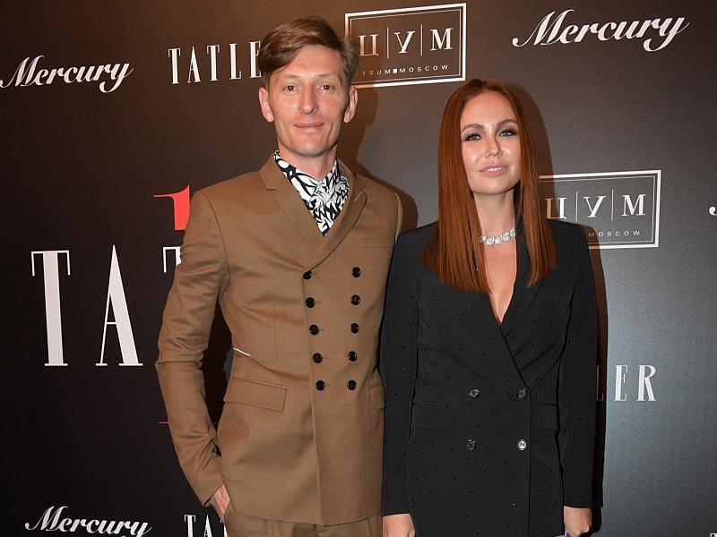 Ляйсан и Павел Воля // фото: Global Look Press