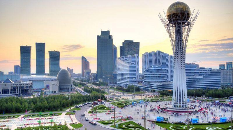 Столица Казахстана Нур-Султан