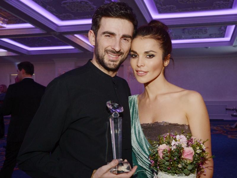 Сати Казанова с мужем // фото: Global Look Press