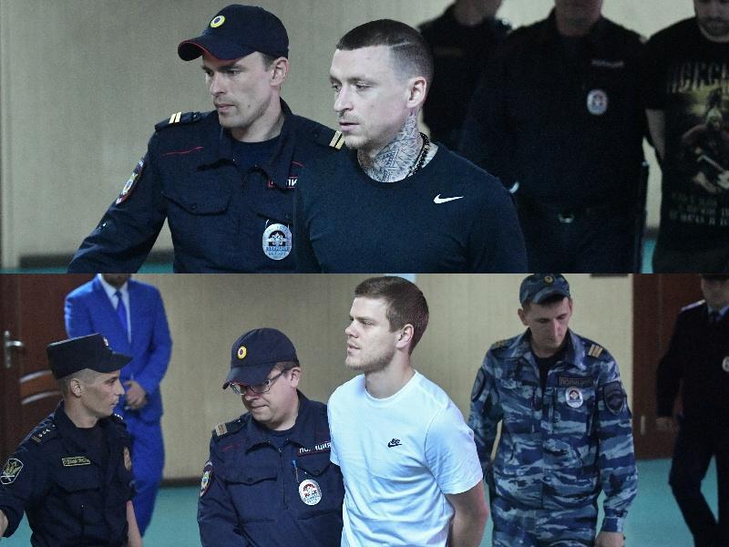 Павел Мамаев и Александр Кокорин // фото: Global Look Press