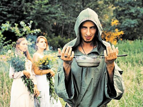 Профессиональный ведьмак Арсений // фото в статье: Ольга Кузнецова