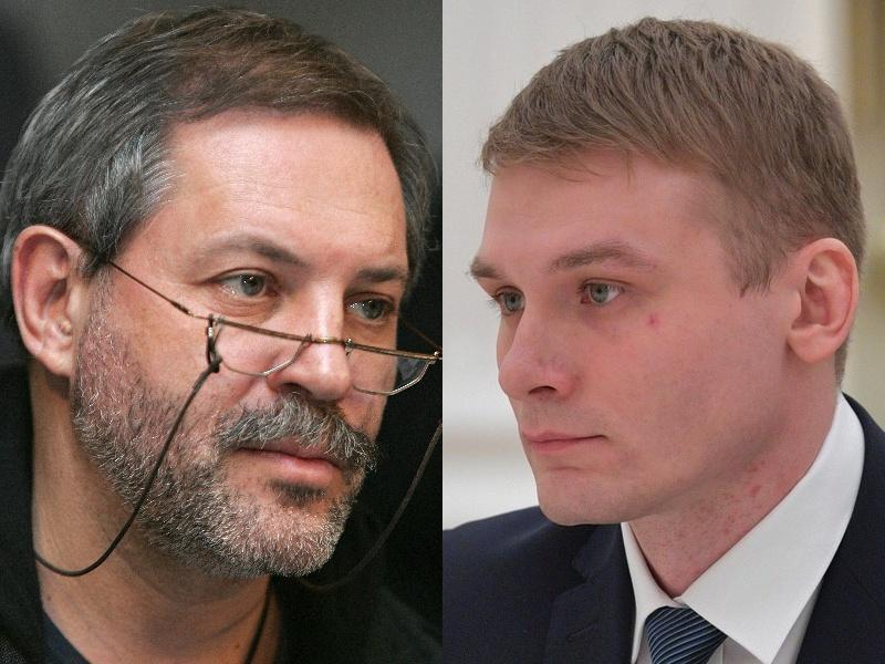 Михаил Леонтьев и Валентин Коновалов // фото: Global Look Press
