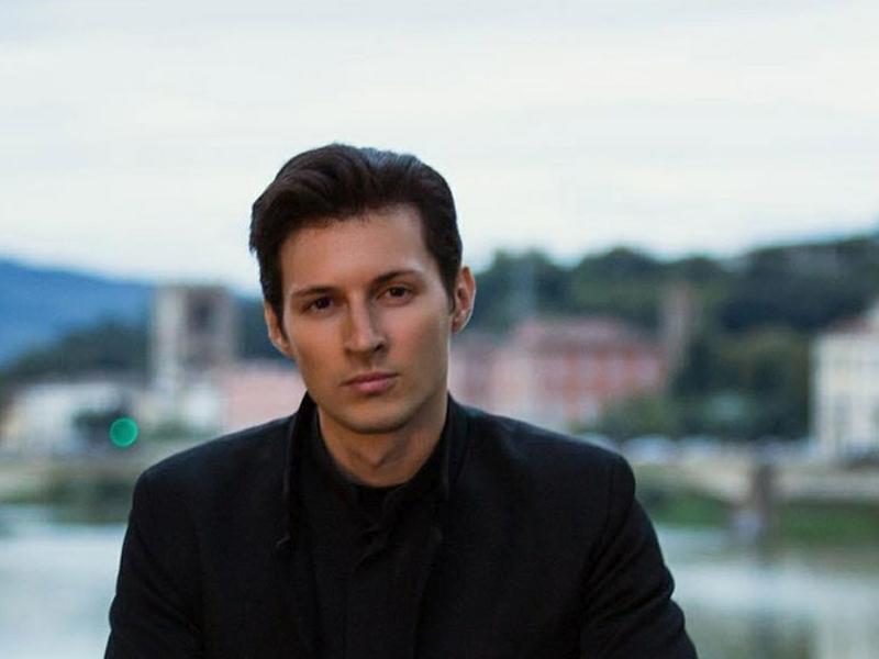 Павел Дуров // фото: Global Look Press
