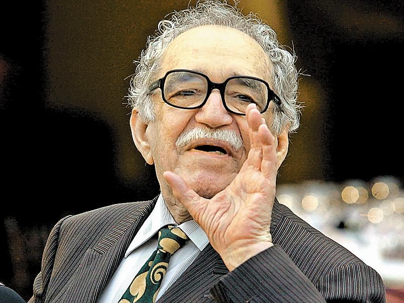Свою великую книгу Маркес обдумывал 20 лет // фото: Global Look Press