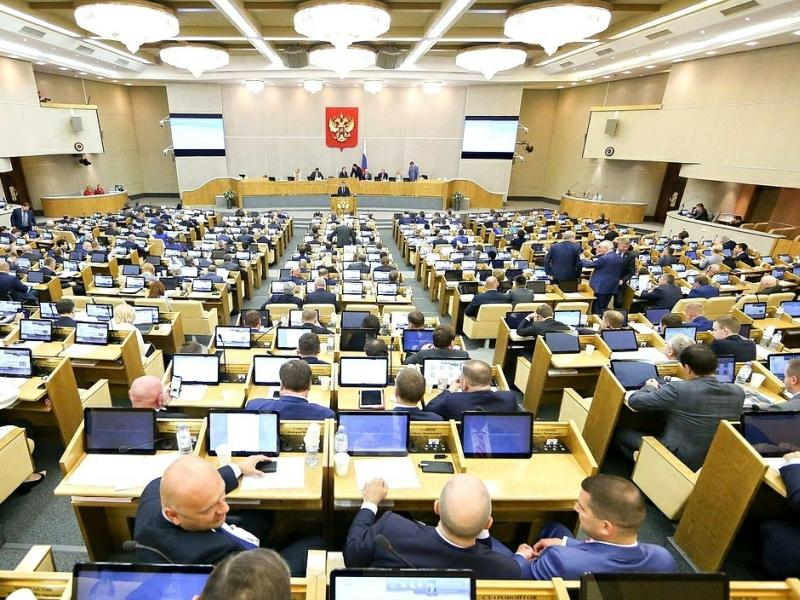 // фото: Russian State Duma Photo Service / Global Look Press