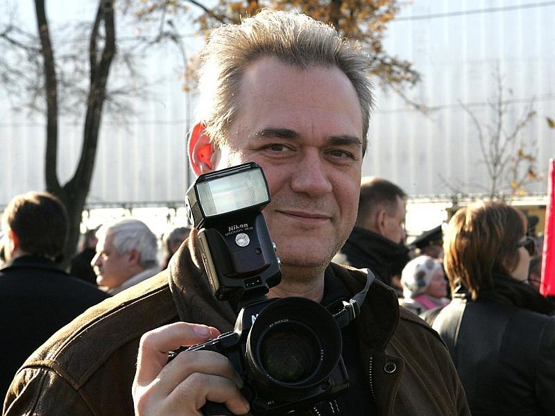 Сергей Доренко // фото: Maxim Burlak / Global Look Press