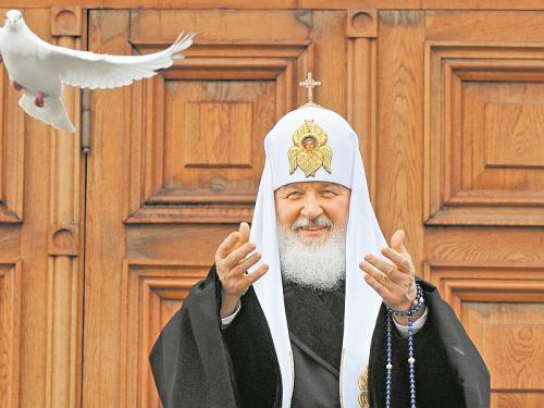 И физик, и клирик. Тайны биографии главы РПЦ патриарха Кирилла