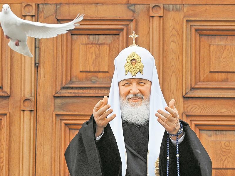 Патриарх Кирилл // фото: «Русский взгляд» / Global Look Press