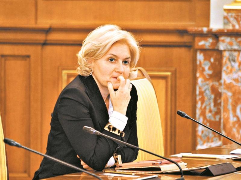 Ольга Голодец // фото: Global Look Press