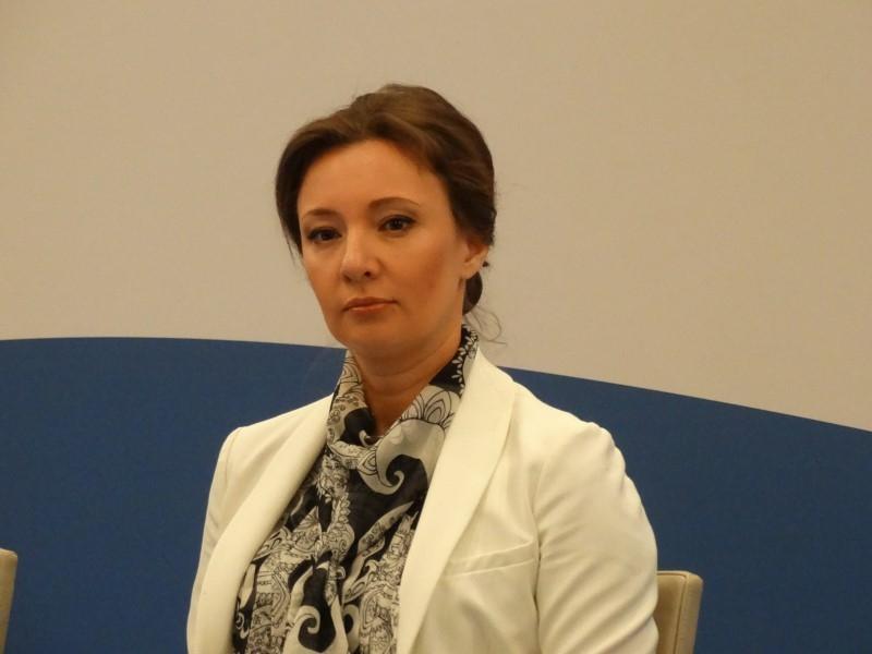 Омбудсмен Анна Кузнецова \\ Фото автора