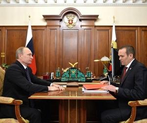 Владимир Путин и Михаил Игнатьев / Фото в статье: Global Look Press, kremlin.ru