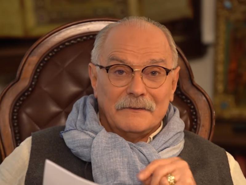 Новый выпуск «БесогонТВ» вызвал скандал между Михалковым иПознером