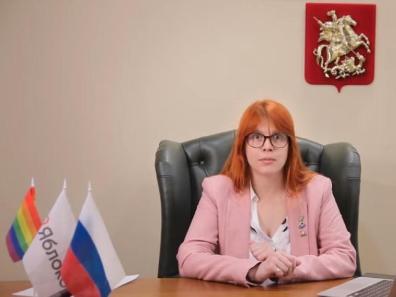 Дарья Беседина // Скриншот с видео на YouTube