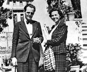 Маклейн с женой//фото в статье: стоп-кадры YouTube