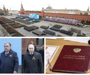 Фото: пресс-служба Кремля, пресс-служба Госдумы