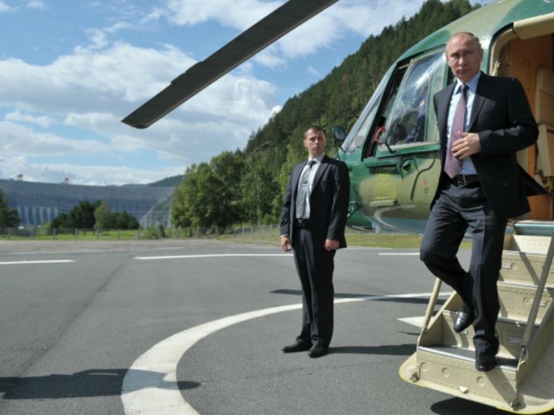 Для «арабских друзей» президент нашел «запасной аэродром» // Фото: РИА «Новости»