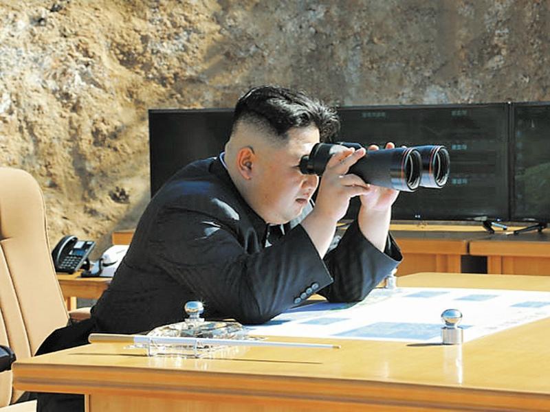 Ким Чен Ын видит у КНДР светлое атомное будущее