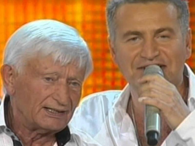 Николай и Леонид Агутины // Стоп-кадр YouTube