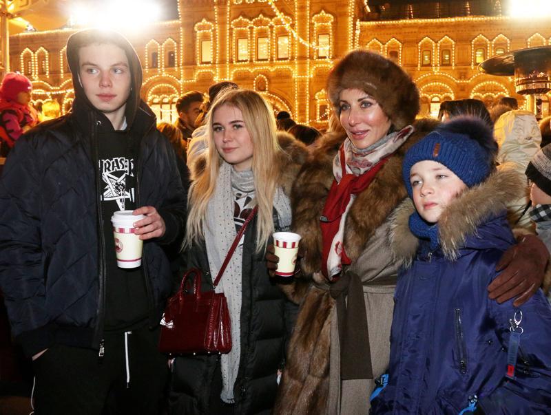 """Алика Смехова // Фото: Андрей Струнин // """"Собеседник"""""""