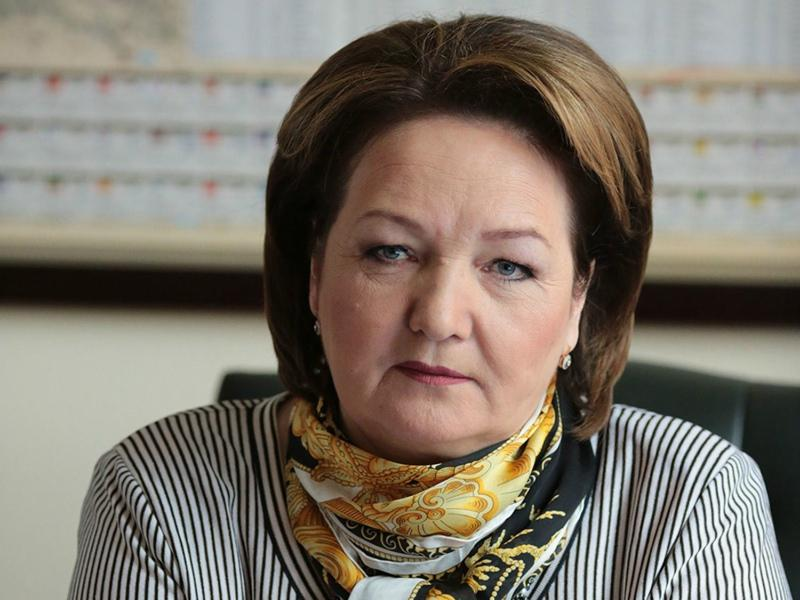 Галина Золина еще в Краснодаре была у Ткачева правой рукой // Фото: ТАСС