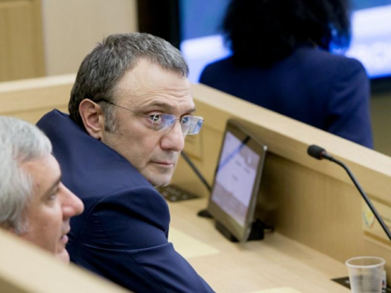 Совет Федерации // Сенатор Сулейман Керимов был арестован в Ницце