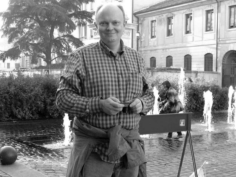 Андрей Клиновой // фото: архив редакции