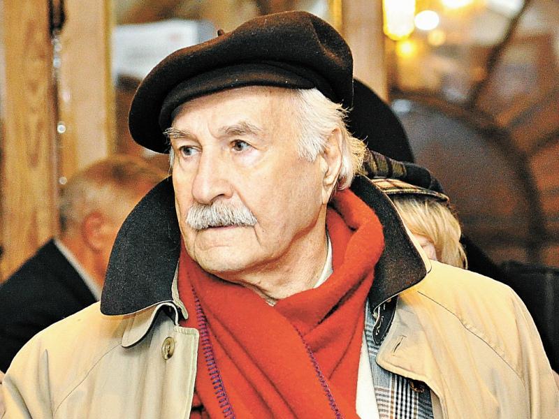 Владимир Зельдин // Фото: Андрей Струнин / «Собеседник»