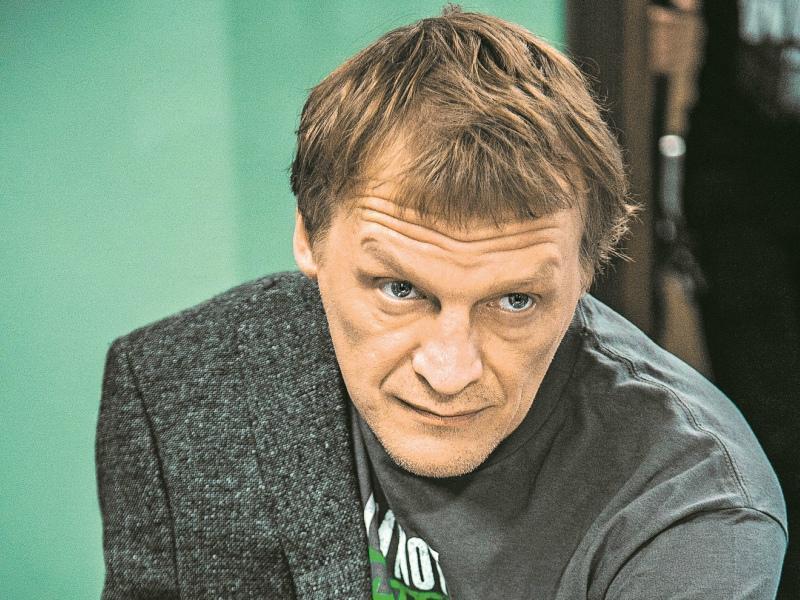 Алексей Серебряков // Фото: телеканал «Россия 1»
