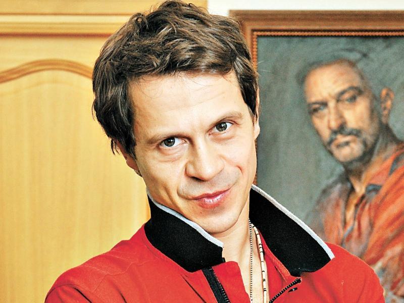 Павел Деревянко // Фото: Андрей Струнин / «Собеседник»