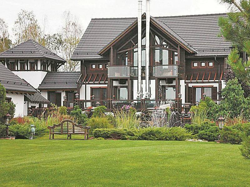 Дом в Овсяном, где жил Михальченко, стал «домом престарелых»