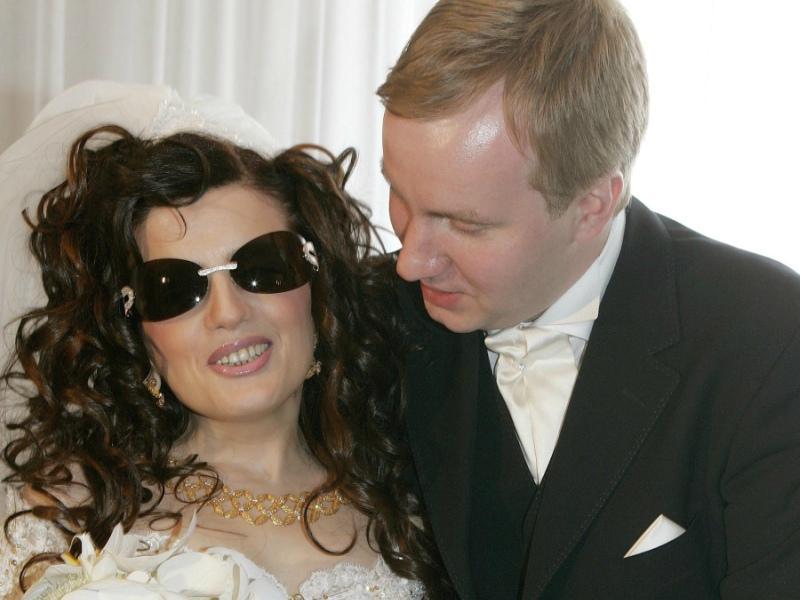 Диана и Петр счастливы в браке вот уже 12 лет