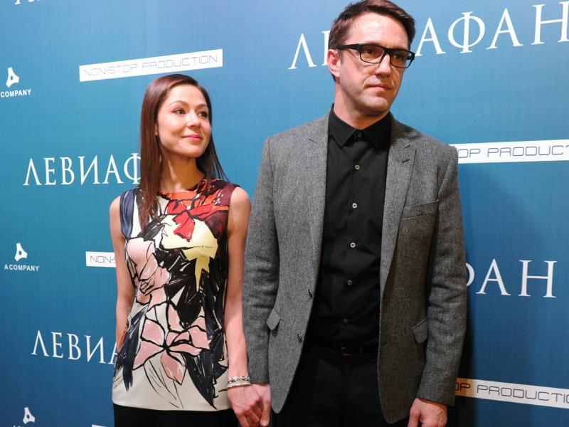 Служебный роман Владимира Вдовиченкова с Еленой Лядовой перерос в брак // Фото: Global Look Press
