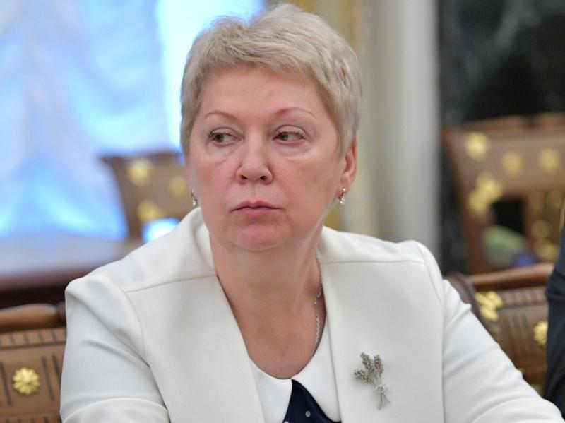 Министр правительства РФ Ольга Васильева // фото: Kremlin Pool / Global Look Press