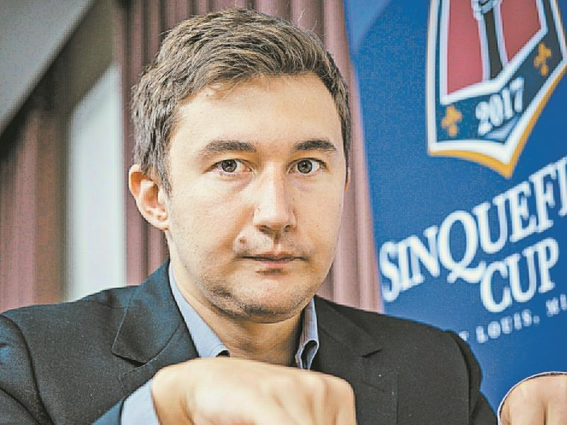 Сергей Карякин // фото: Global Look Press
