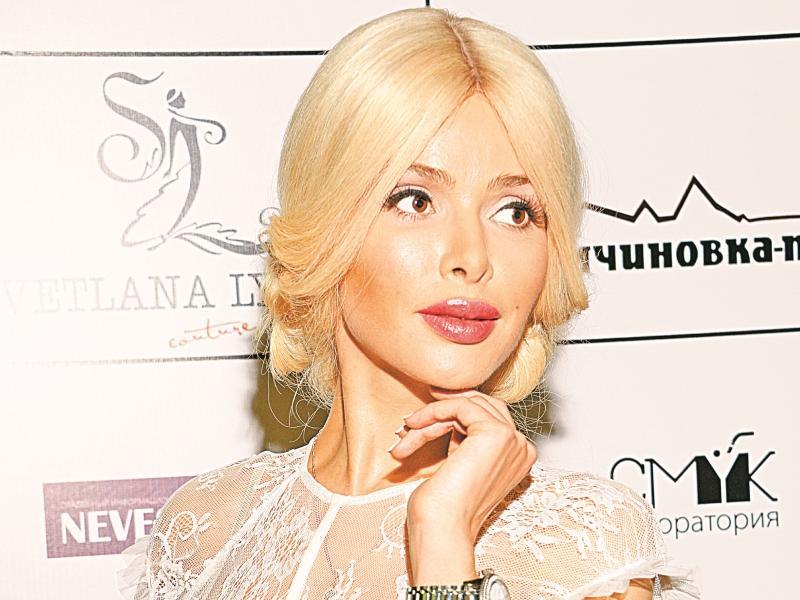 Алена Кравец  // фото: Анатолий Ломохов / Global Look Press