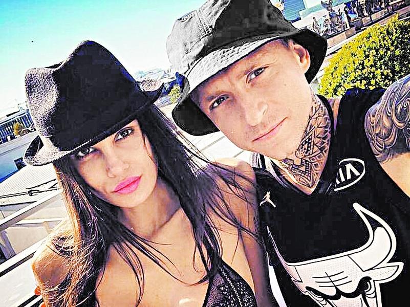 Алана и Павел Мамаевы // фото: Instagram