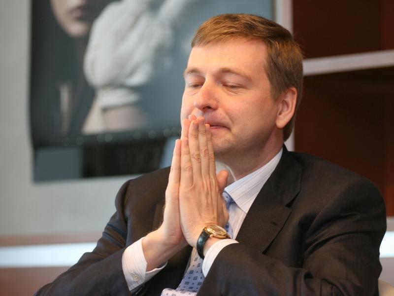 Дмитрий Рыболовлев // фото: Ведомости / Евгений Стецко / ТАСС