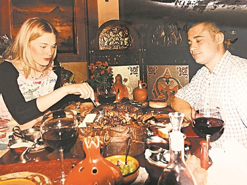 Ольга и Юрий Маклецовы еще во времена счастливой семейной жизни
