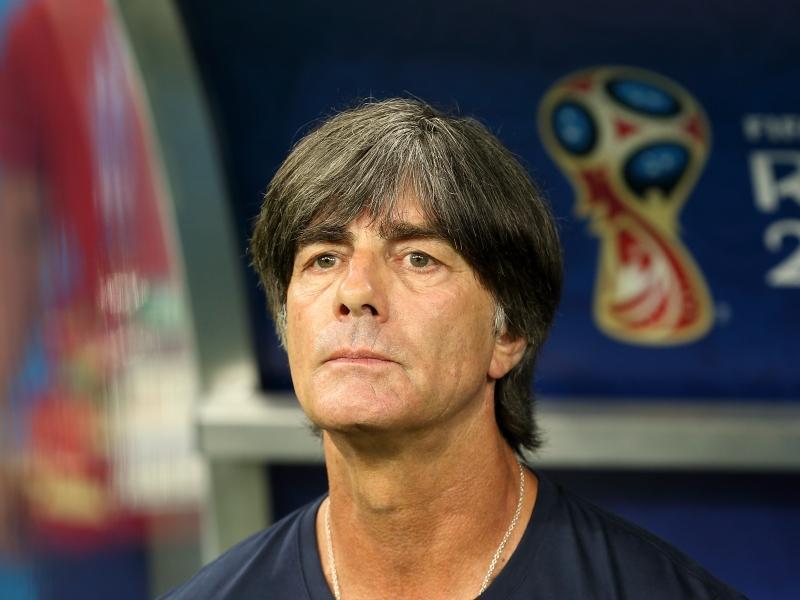 Главный тренер сборной Германии по футболу Йоахим Лев // фото: Global Look Press